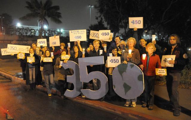 2009 candlelight vigil