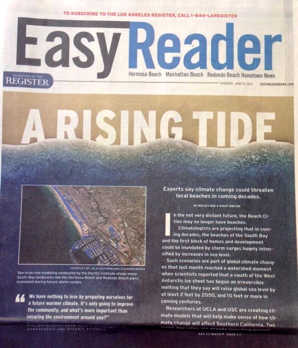 June 19 2014 Easy Reader cover story - Jun 19, 2014, 4-38 PM - p1