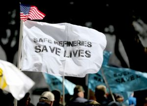 safe refineries save lives
